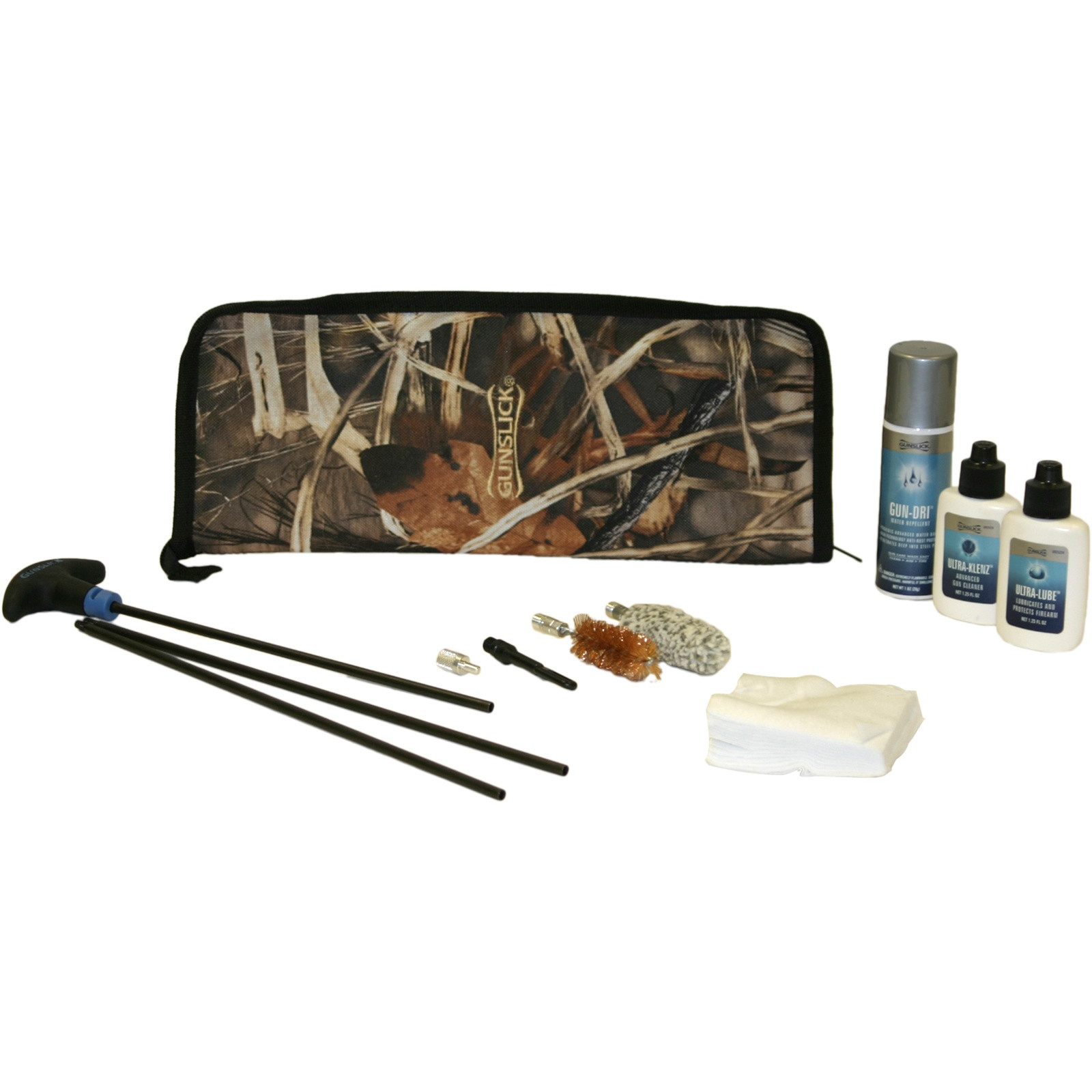 outers gun cleaning kit instructions