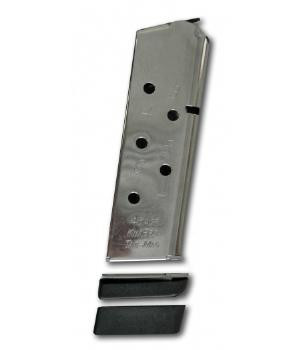 Kimber KimPro Tac-Mag 1911 Magazine  45 ACP Pistols Compact Grip Stainless  Steel 7/rd