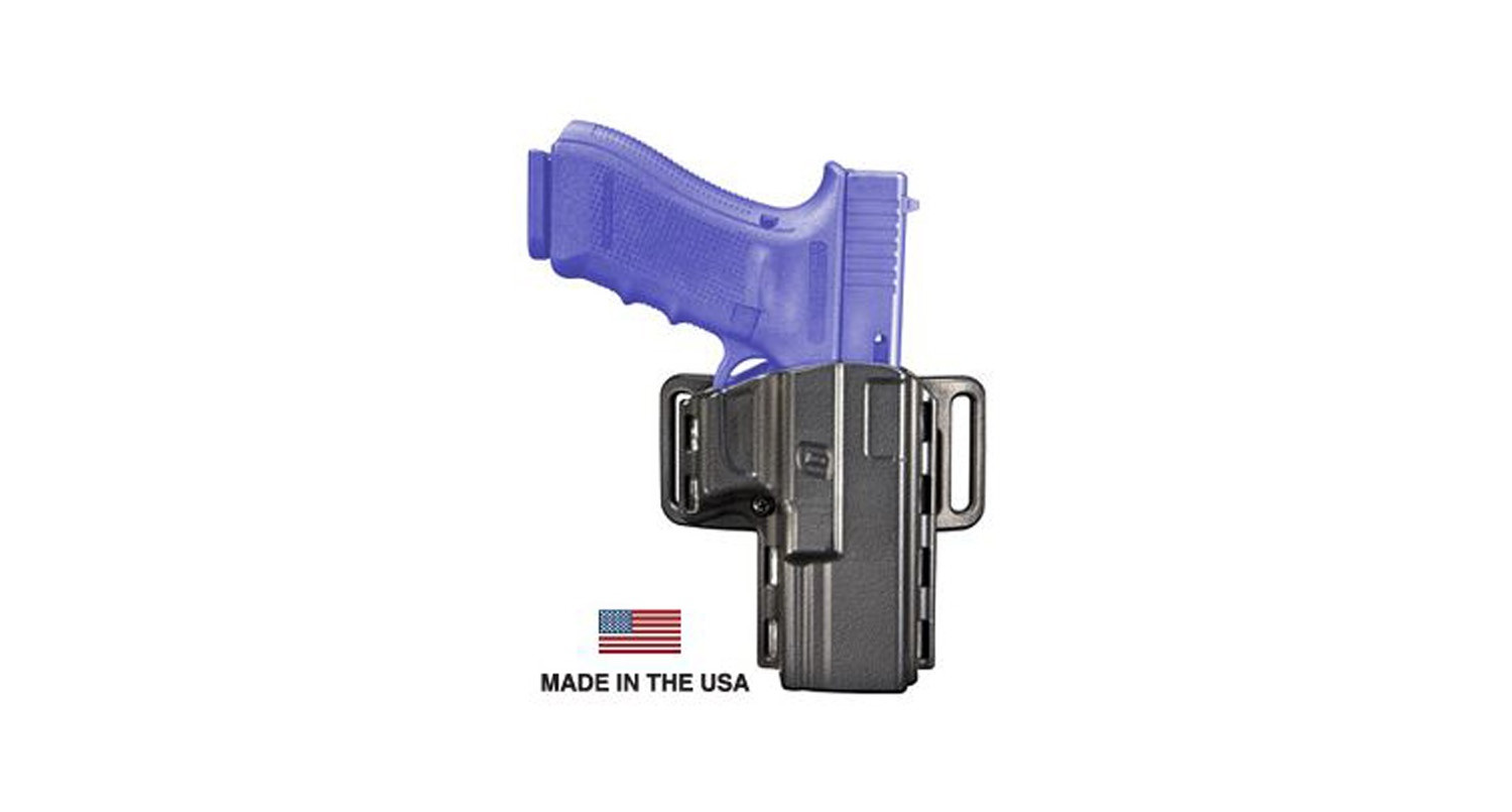 Uncle Mikes Reflex Holster - Right Hand - Kimber/Springfield 1911