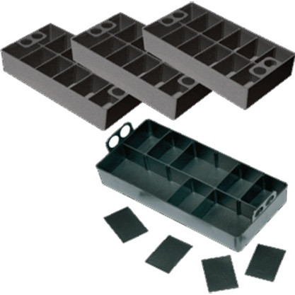 SmartReloader 3 Modular Organizer Trays for Ammo Can  50 cal