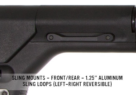 Magpul Precision Rifle/Sniper Stock Fits AR-10 Fully Adjustable