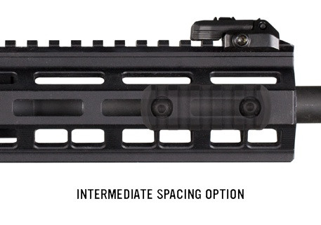 Magpul Rail Section Fits M Lok Hand Guard Polymer 5 Slots