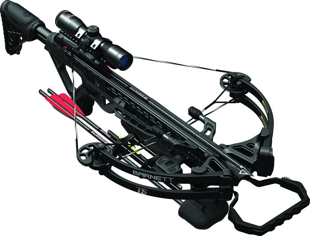 Barnett Ts370 Compound Crossbow Package With Triggertech