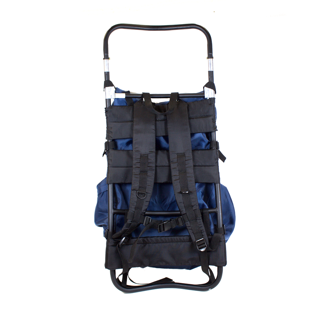 Bucklick Creek Freighter Frame with Rucksack - Blue | Natchez