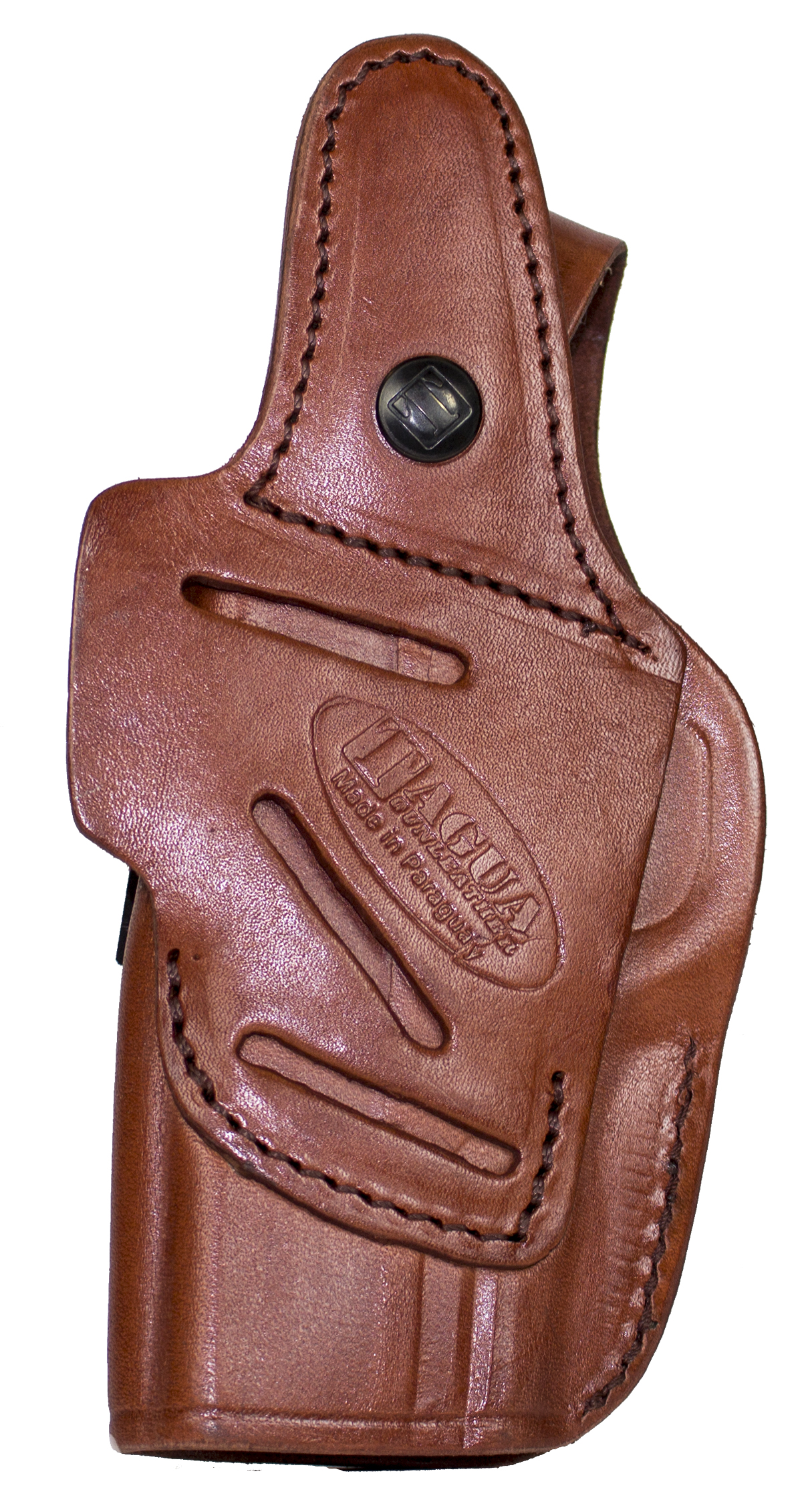 Tagua 4in1 Inside the Pants Holster with Snap Walther P99 Brown Right Hand