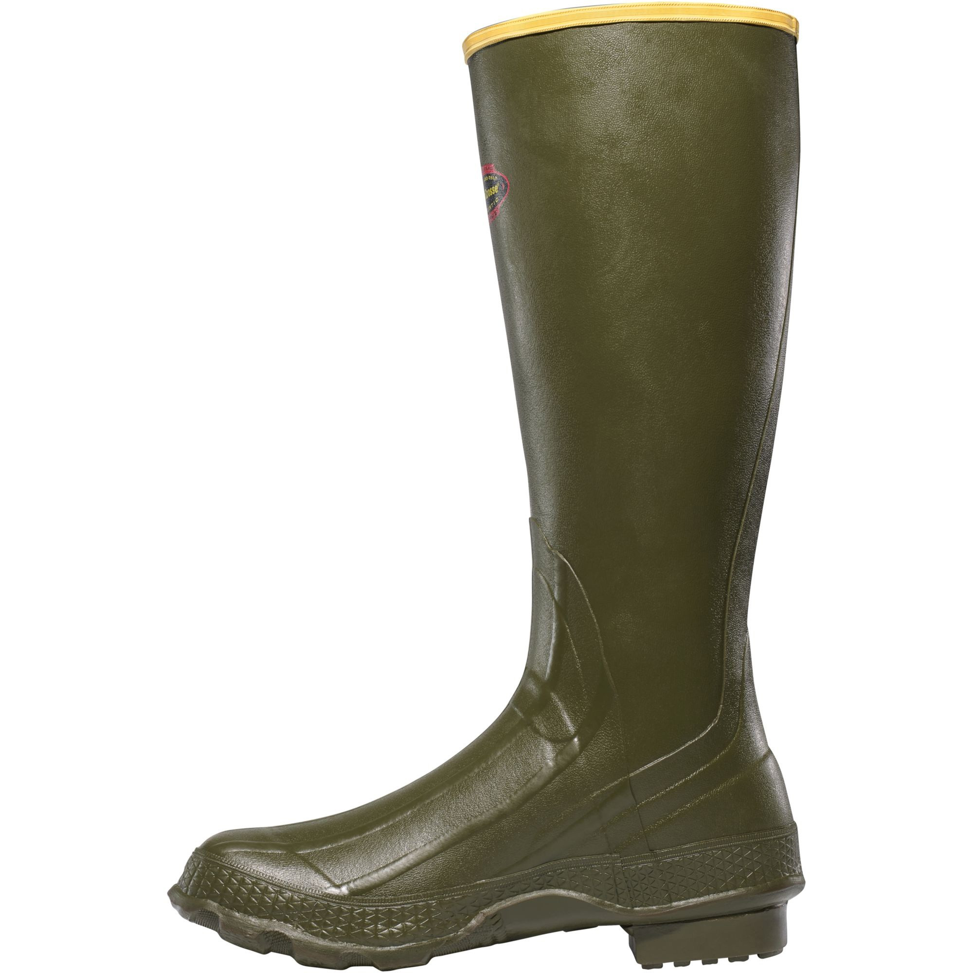 LaCrosse Grange Non-Insulated Rubber Hunting Boots - Olive Drab Green  d5d8bea0e2ba