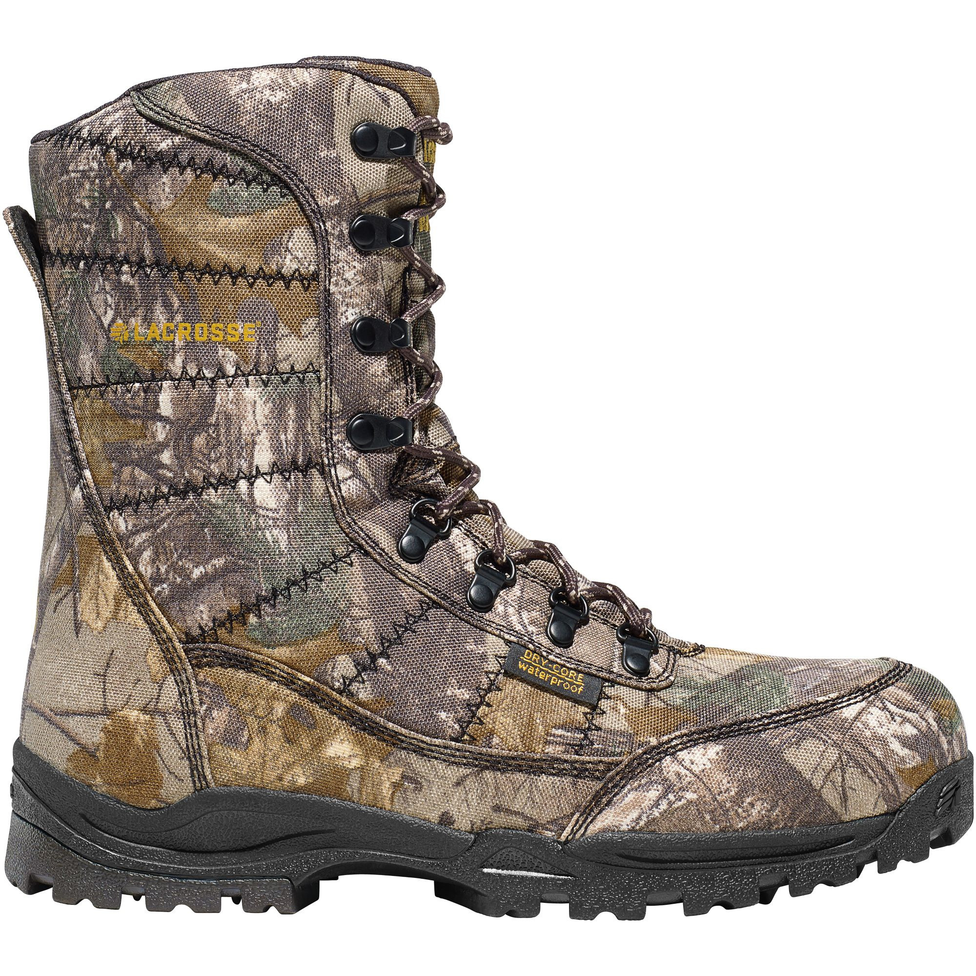 Lacrosse Silencer 8 Quot Hunting Boots Realtree Xtra 1000g
