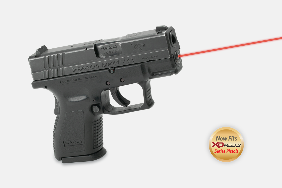 Lasermax Red Guide Rod For Springfield Xd 3 Quot Barrel Xd Mod