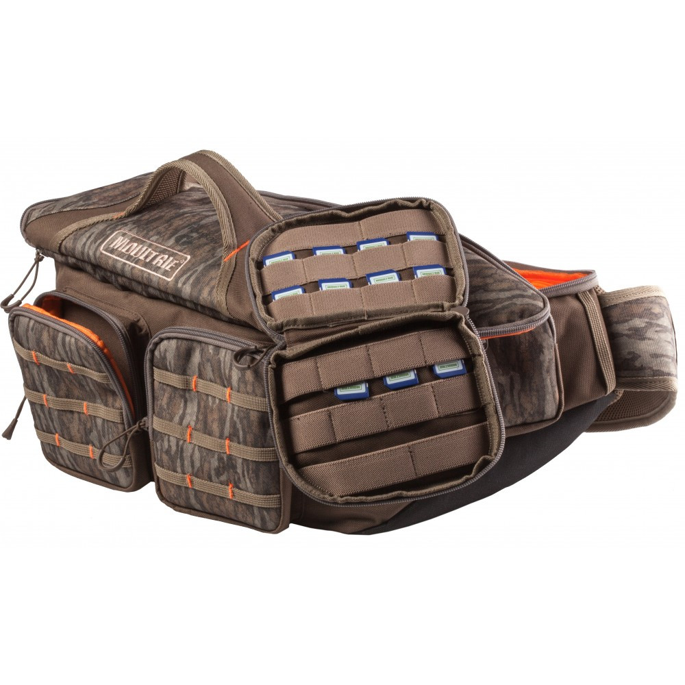 75aa480dce98f Moultrie Game Camera Field Bag - Mossy Oak Bottomland | Natchez