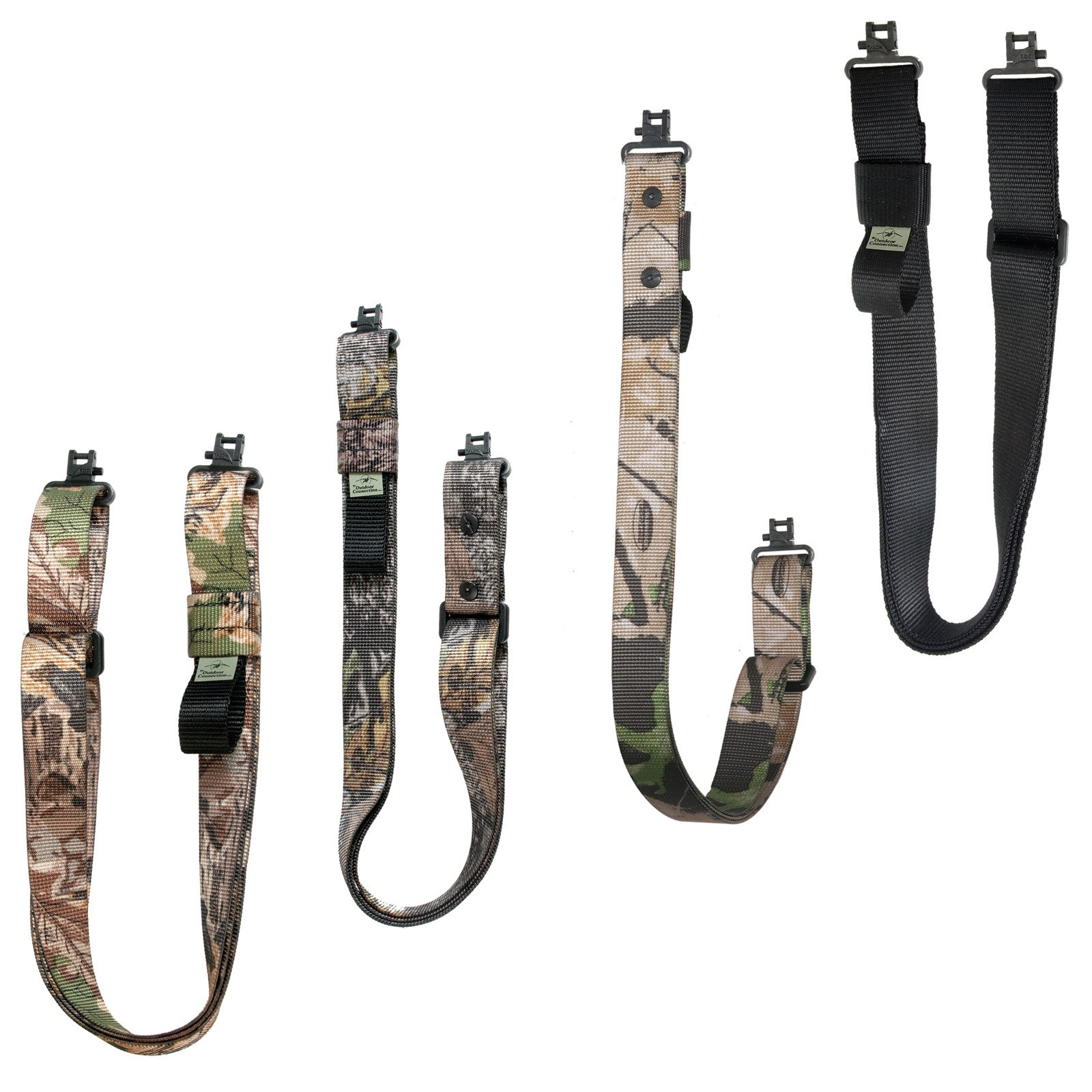 Outdoor connection super sling 2 w detachable swivels for Outdoor connection