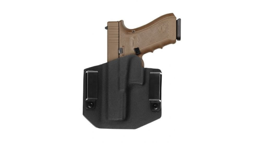 Tagua Oathkeeper Kydex Holster - Black Right Hand 5