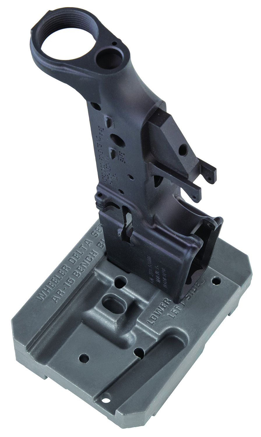Wheeler Delta Series Ar Armorer S Bench Block Natchez