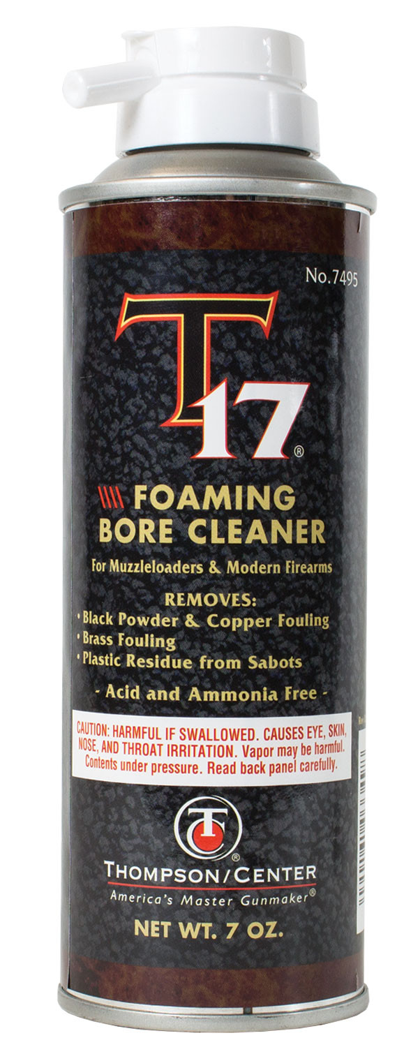 Thompson Center T7 Foaming Bore Cleaner for Muzzleloaders ...