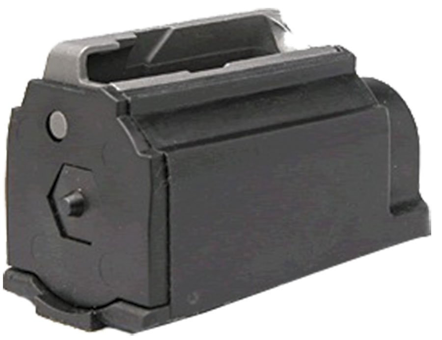 Ruger Rifle Magazine for 77/44 & 99/44 Deerfield  44 Mag 4rds Black