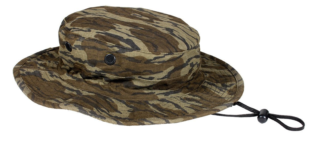 df883be9a NATCHEZ EXCLUSIVE Tru-Spec Boonie Hat - Original Bottomland Camo 2