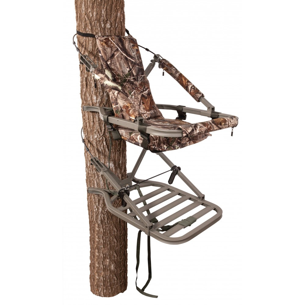 Summit 23 Lb Explorer Sd Climbing Treestand With Closed