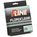 P-Line Floroclear Co-Polymer Fish Line 8 lb 300 yds - Clear