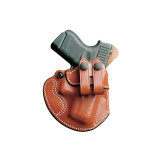 DeSantis #028 Cozy Partner S&W M&P Bodyguard Tan Right Hand