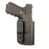 #137 SLIM-TUK IWB KYDEX HOLSTER FOR GLOCK 43 BLK AMBI
