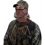 Allen Visa-Form Head Net - 3/4 Head Net Mossy Oak Break-Up Infinity OSFM