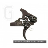Geissele Automatics Trigger Super Semi-Automatic Enhanced (SSA-E) 05-160