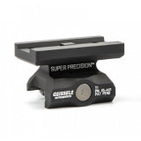 Geissele Automatics Super Precision Mount Fits Aimpoint T1 Absolute Co-Witness Black 05-401B