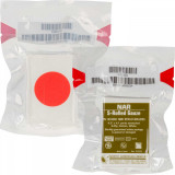"""North American Rescue S-Rolled Gauze  4.5"""" x 4.1 yd 30-0003"""