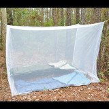"UST Camp Mosquito Net - Double  59.1"" x 63"" x 82.7"" White Mesh"