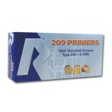 Rio G-1000 209 Shotshell Primers