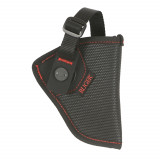 "RUGER FIREBIRD MQR HOLSTER SIZE 00 FOR LCR, LCRX W/1.87"" BARREL RH BLK"