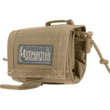 Maxpedition Rollypoly MM Folding Dump Pouch - Khaki
