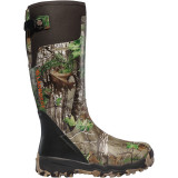 "Lacrosse Alphaburly Pro 18"" Waterproof Hunting Boots - Realtree Xtra Green"