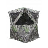 Primos The Club XL Hub Style Ground Blind 73 in. Height - Ground Swat Grey Camo