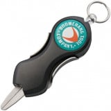 Boomerang Snip Fishing Accessory with Longer Blade