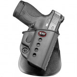 Fobus Evolution Holster Rot-Paddle for S&W M&P Shield/Taurus 708,709/Walther PPS Right Hand Black