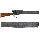 Allen Grey Heather Shotgun/Scoped Sock