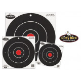 Birchwood Casey Dirty Bird Bull's Eye Targets 8