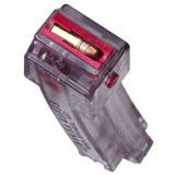 Butler Creek Hot Lips Magazine - Ruger .10/.22, Clear Polymer, 10 rds.
