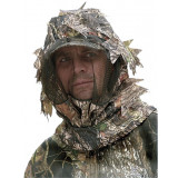 Bug Tamer 3-D Big Leaf Head Net w/Face Shield