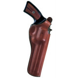 Bianchi Model 111 Cyclone, Ruger Redhawk Right Hand, Plain Tan