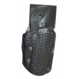 Bianchi Model 3000 Auto Draw Holster, S&W 590, 390, Left Hand, Basket Black