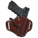 Bianchi Model 82 CarryLok Hip Holster, S&W 4576, Right Hand, Plain Tan