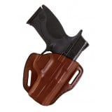 Bianchi Model 58 P.I. Open-Top Holster, for Glock 17, 19, 26, Right Hand, Plain Tan