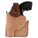 Bianchi Model 152 Pocket Piece Holster-Style 152, Ruger LCP .380 Special, Right Hand, Plain Tan