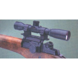B-Square Dovetail Mount with Rings - Ruger Mini-14, Blue