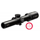 Burris MTAC Rifle Scope - 1-4x24mm Ballistic CQ 5.56 Matte
