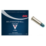 CCI Rimfire Shotshell Ammunition .22 LR #12 20/box