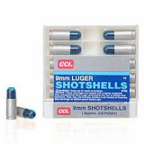 CCI Centerfire Handgun Shotshells 9mm Luger 53 gr #12 shot 1450 fps 10/box