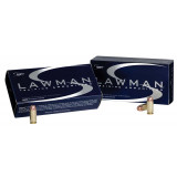 Speer Lawman Ammunition .40 S&W 155 gr TMJ 1175 fps 50/box