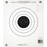 Champion Official NRA Targets GB-2, 50' Slow Fire, 12/Pack